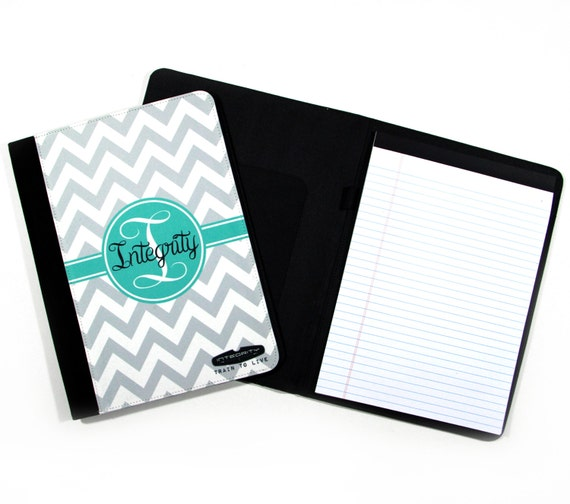 Items Similar To Notebook Notepad Portfolio Padfolio