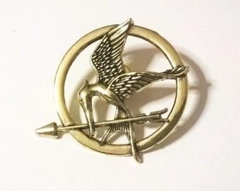 Katniss brooch