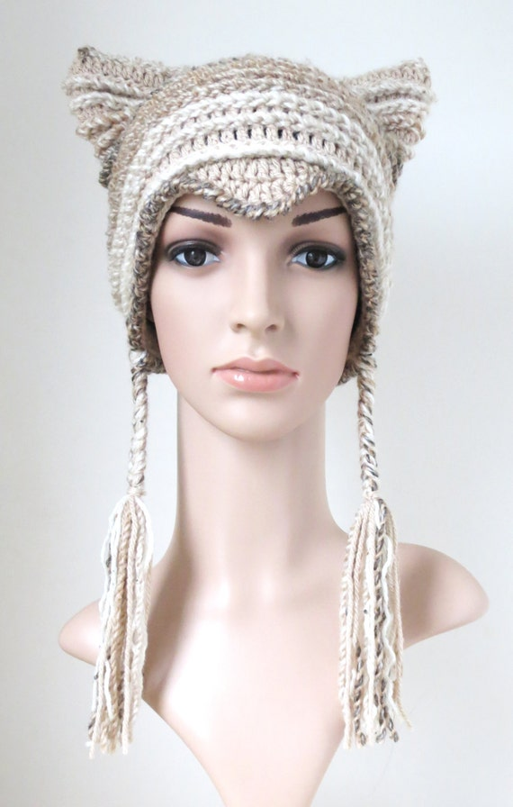 cat ear hat animal hat s winter by