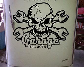 Custom Vinyl Wall Decals For Garage Custom Vinyl Decals - Custom vinyl wall decals for garage