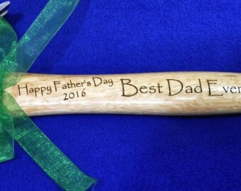 Fathers Day Gift ~ Best Dad Gift ~ Husband Gift ~ Dad Gift ~ Gift For Grandpa ~ Engraved Hammer ~ Gift For Dad ~ Fathers Day Gifts ~ Hammer