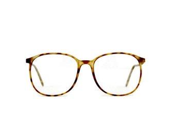 leopard panto vintage brille tiger gold vintage von. Black Bedroom Furniture Sets. Home Design Ideas