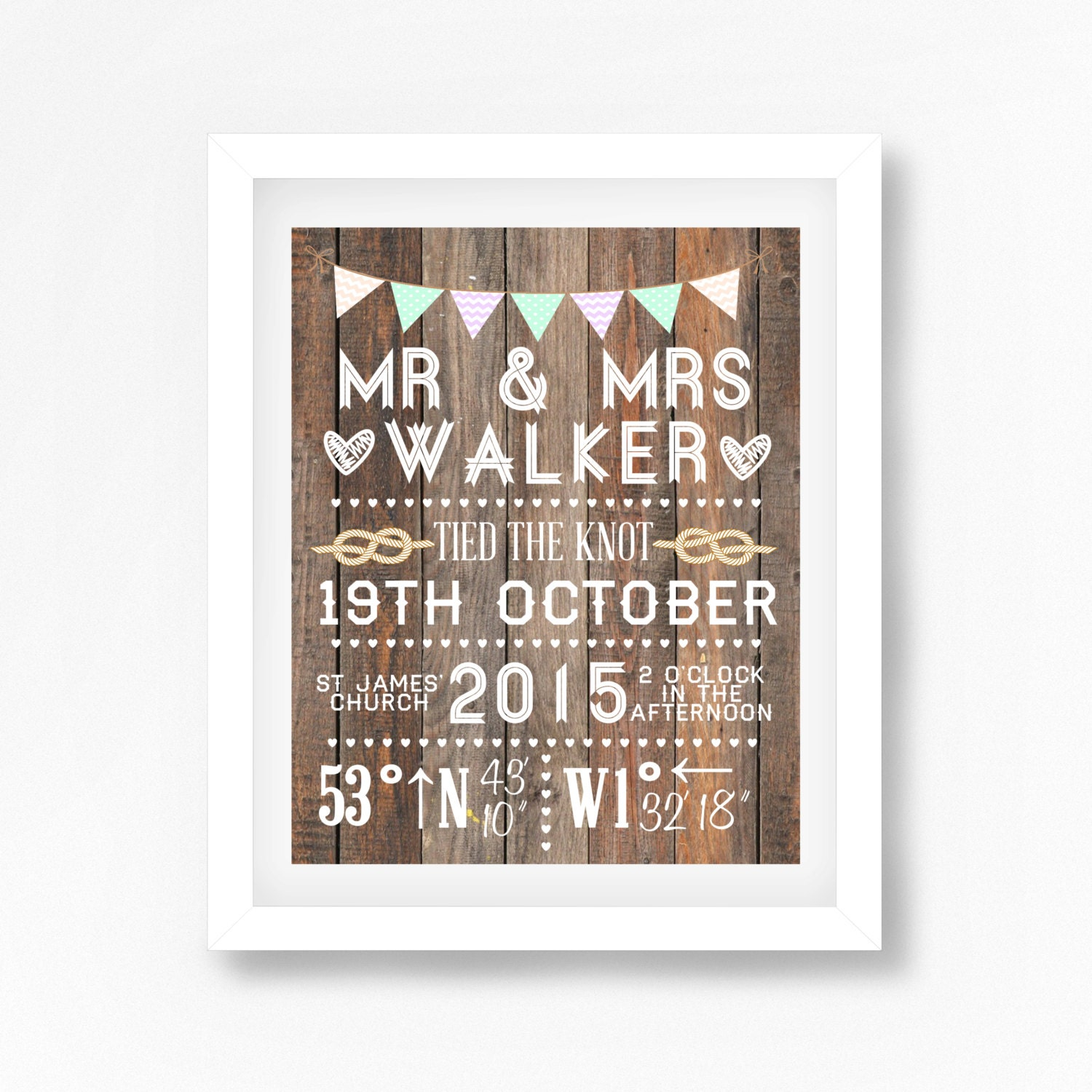 Gifts For Newly Weds: Gift For Newlyweds Wedding Gift For Couple Personalized Mr