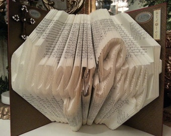 Pastor gift ideas etsy always pray folded book art home decor religious art sculpture home negle Choice Image