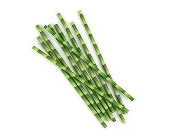 Bamboo Straws/Paper Straw Set/Straws/Bamboo Straws/Bamboo