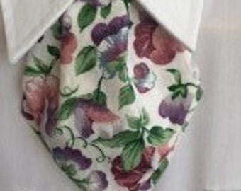 Ladies Aviator Tie, Floral