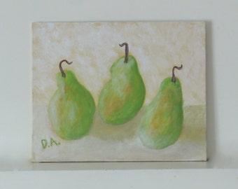 Pear Trio No. 2