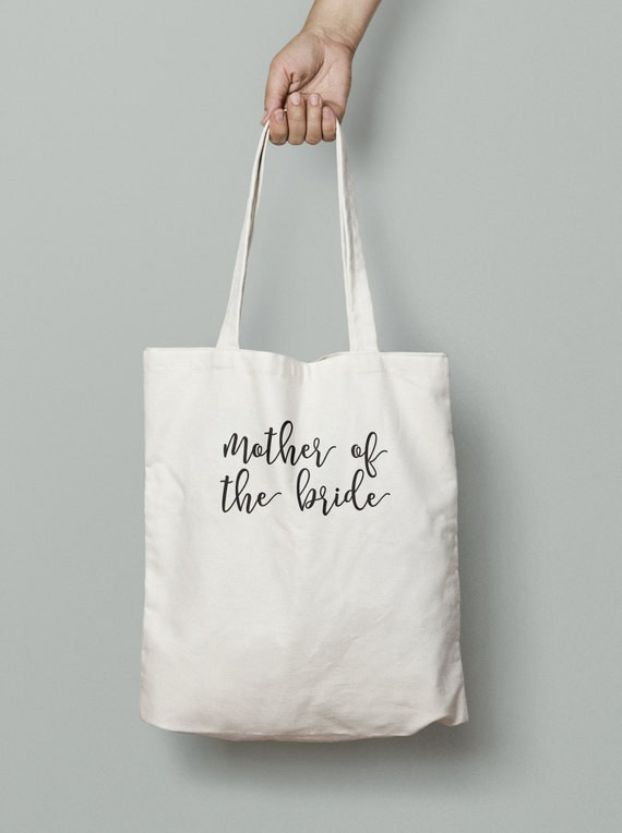 Mother of the Bride Tote, Wedding tote, Mother of the Bride Gift, mother of the bride, bridal party, wedding gift