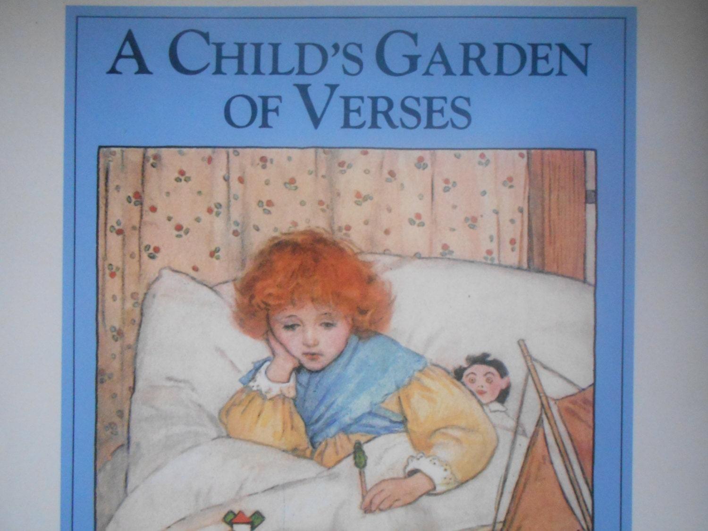 A Child 39 S Garden Of Verses Robert Louis Stevenson