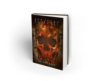 Pre-made High-Quality eBook cover,digital art