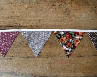 Rose and Swallow Bunting