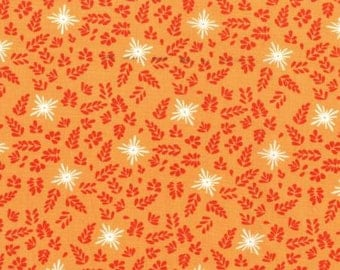 Calico Toss in Melon from House of Hoppington by Violet Craft for Michael Miller DC7304-MELO-D