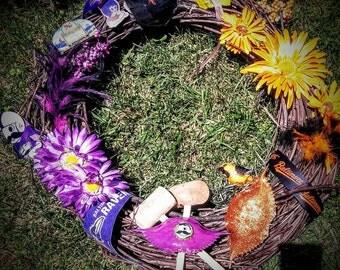 Baltimore Pride 36 inch Wreath