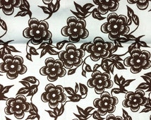 Sweet Ty Pennington Design Brown and Pale Blue Nursing / Breastfeeding Cover! Adjustable & Washable, Unique Baby Shower Gift for New Mothers