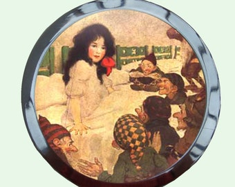 Compact mirror - Snow White