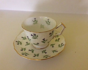 Teacup Ansley fine bone china