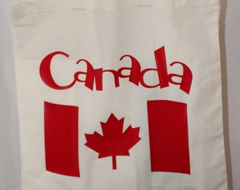 Oh Canada - Cotton Tote Bag
