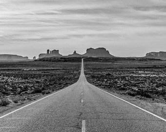 Road to Monuments