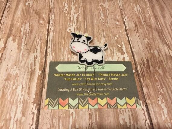 Cow Paper Clip