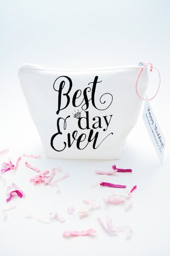 Best Day Ever Bridal Emergency Kit / Bride to Be Wedding