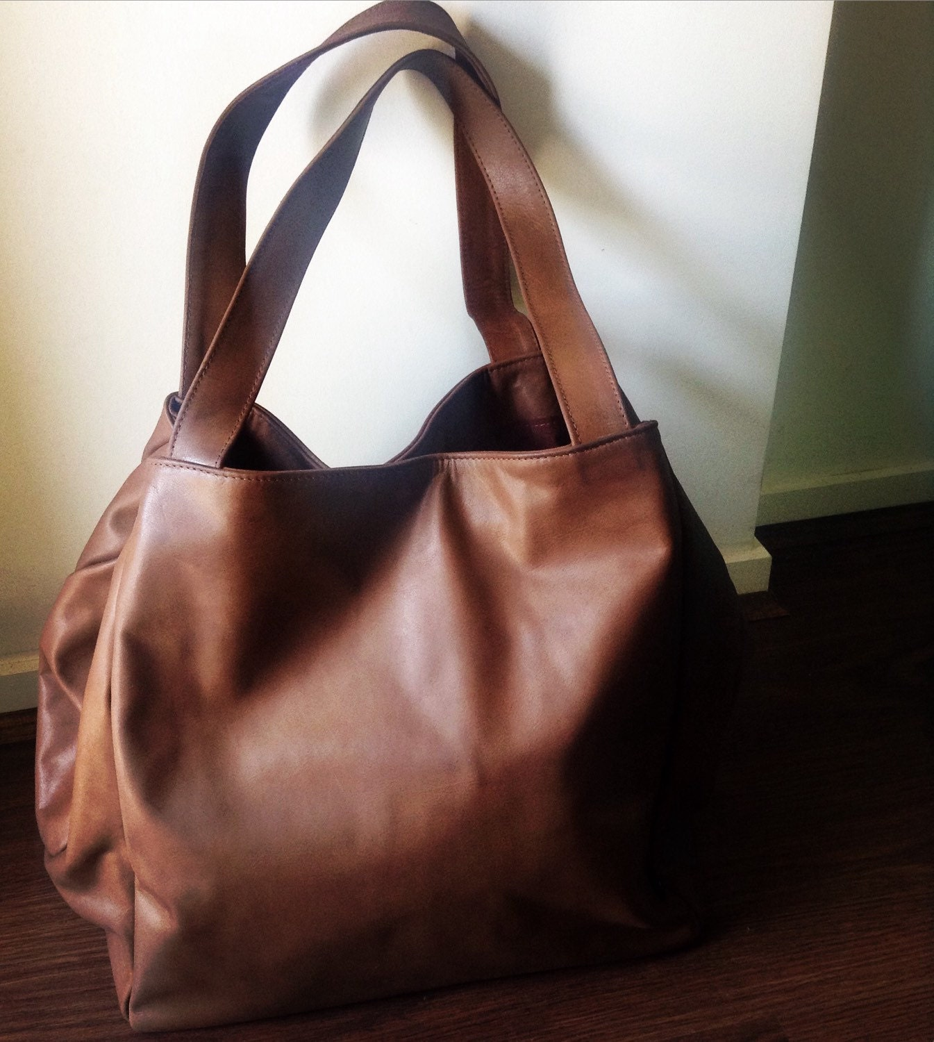 Large Leather Bags - TanaandHide