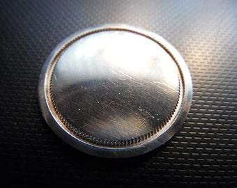 Rolex 6422 Case Back, vintage 1956 Rolex,  Precision case back