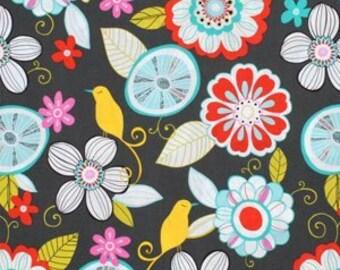 Tweet Birdie Tweet fabric by Michael Miller