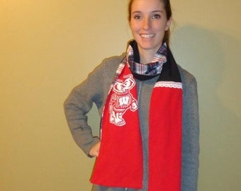 University of Wisconsin Madison, Badgers Scarf