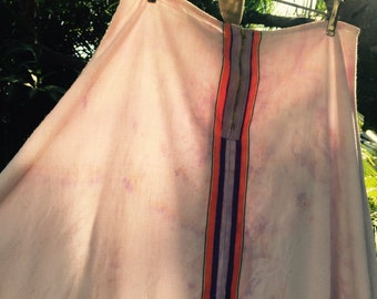 Vintage 70's mexican skirt