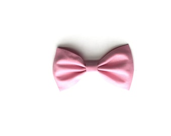 Pastel Pink bow
