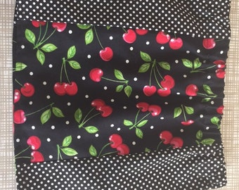 Cherry with polka dots