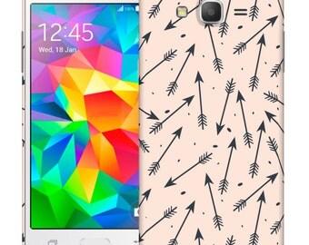 For Samsung Galaxy Grand Prime Case - G530 Case - Arrow Away Cool Design Hard Phone Case