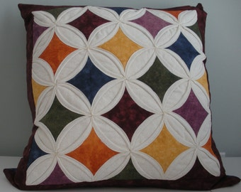 CATHEDRAL BATIKS PILLOW