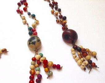Elegant Acai Berry Necklace