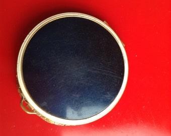 Vintage compact coin purse