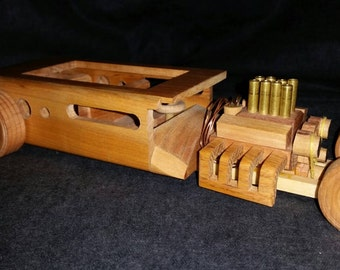 Lowered Lumber Design #4