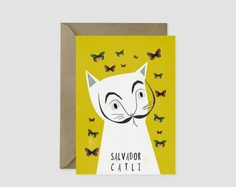 Salvador Catli Card