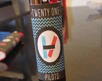 21 Pilots, Handmade  Lighters