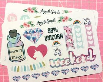 STICKER UNICORN ver. 1