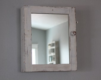 bathroom cabinet bathroom mirror bathroom storage chic cabinet country cottage white
