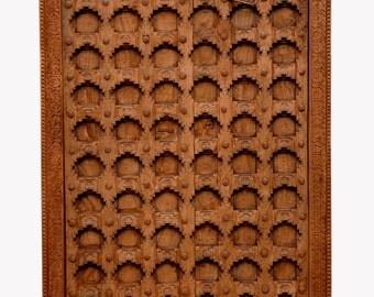30% off SALE-Nawalgarh Haveli Carved Door, Indian door, Antique door, Spanish door, wall decor, wooden carved door, Antique door,Haveli door