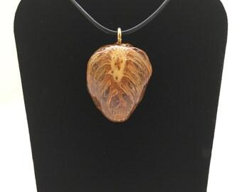 Pinecone Pendant (Standard Vertical #3)