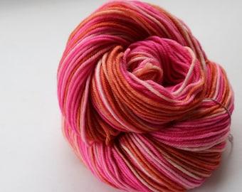 OOAK2 - Superwash Merino Wool 8ply yarn