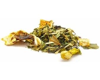 Rehydrate Green Tea - Loose Leaf Tea - skin hydration tea - white tea