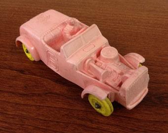 Vintage Auburn Rubber Car Roadster Made In U.S.A.