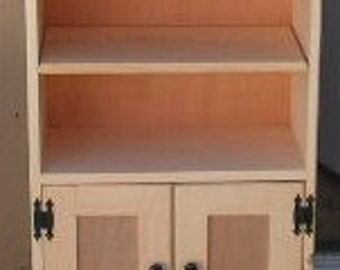 Bookcase/Hutch