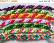 ON SALE friendship bracelet, string bracelet, braided bracelet, best selling item, woven bracelet, knotted bracelet, thread bracelet, peru,