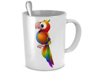 Parrot - 11oz Mug