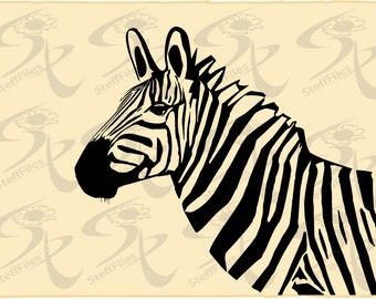 0169_Vector_Zebra_Animals_ Silhouette, variousІ,Download files, Digital, graphical,SVG,DXF, AI, png, eps, jpg