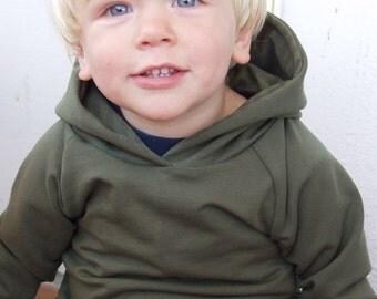 organic hoody, Sweatshirt